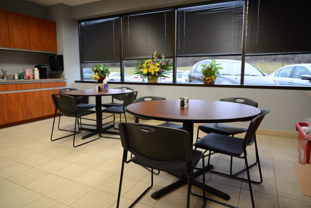 Your Essential Guide To Remodeling A Break Room