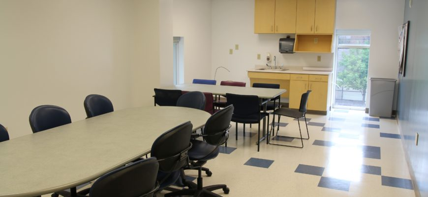 Break Room Ideas For Small Offices