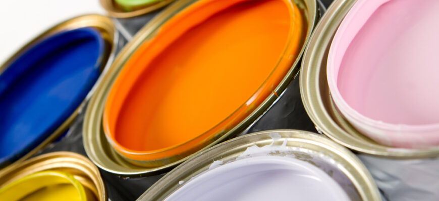 Tips for Choosing The Right Paint Color For Your Office
