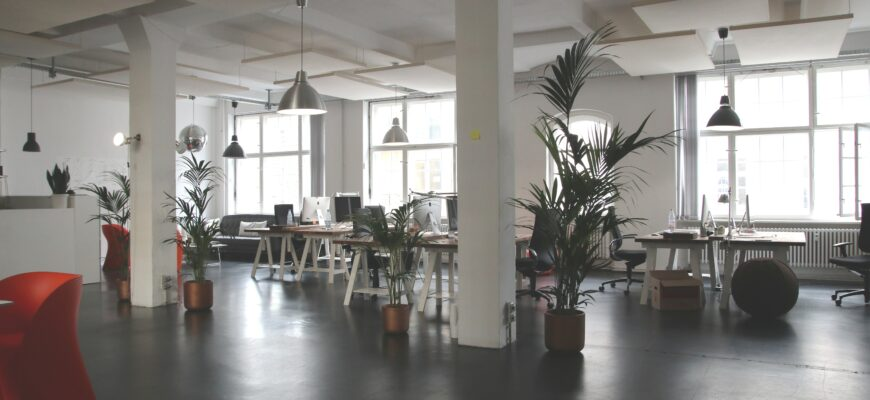3 Tips for reducing noise in your open plan office