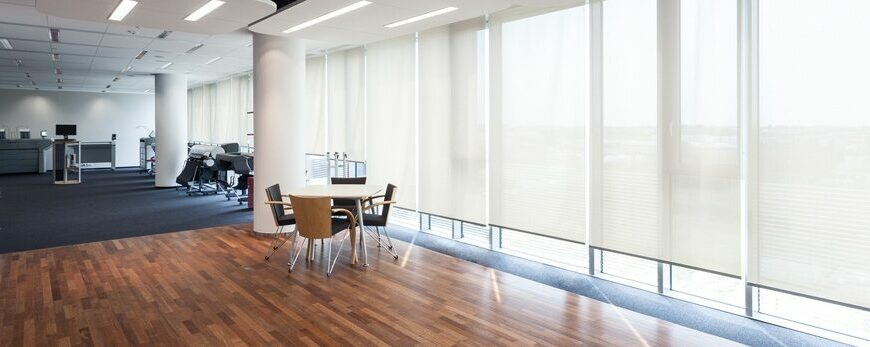 Use your office design to speak volumes about your company